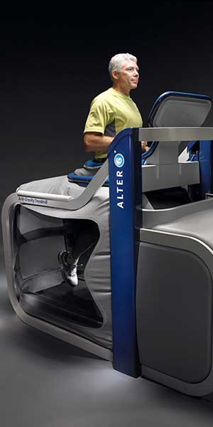 Alter G Antigravity treadmill