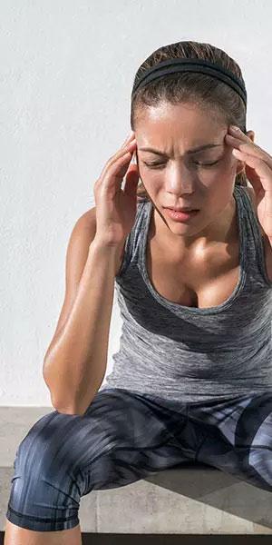Headaches, Migraines & TMJ